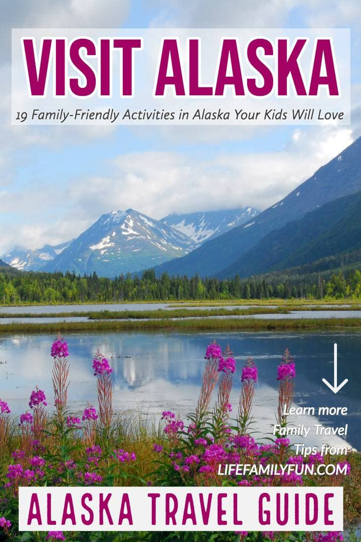 19 Family-Friendly Activities in Alaska Your Kids Will Love