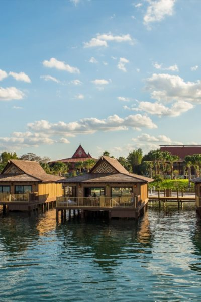 The Bora Bora Bungalows at Disney's Polynesian Villas, Disney Vacation Club Member