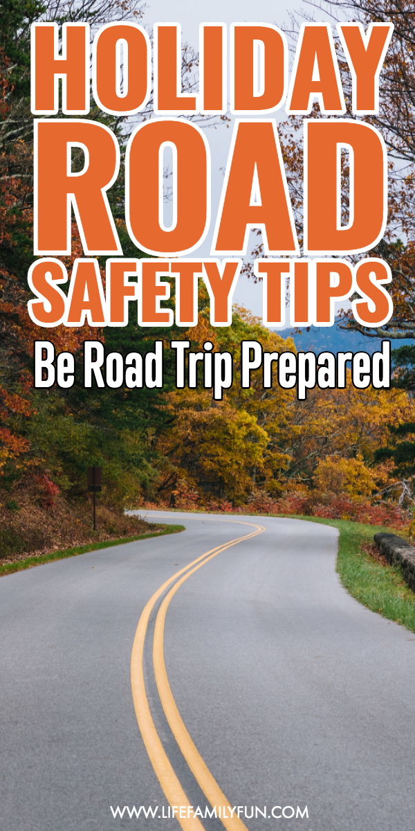 Be Road Safety Prepared this Holiday Season