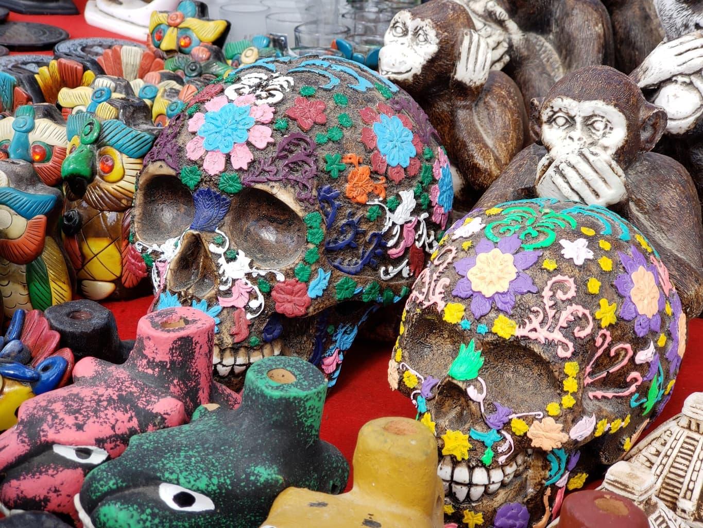 Chichen Itza, Mayan Ruins sovenirs