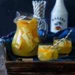 Tropical Pineapple Coconut Sangria - Shared Appetite