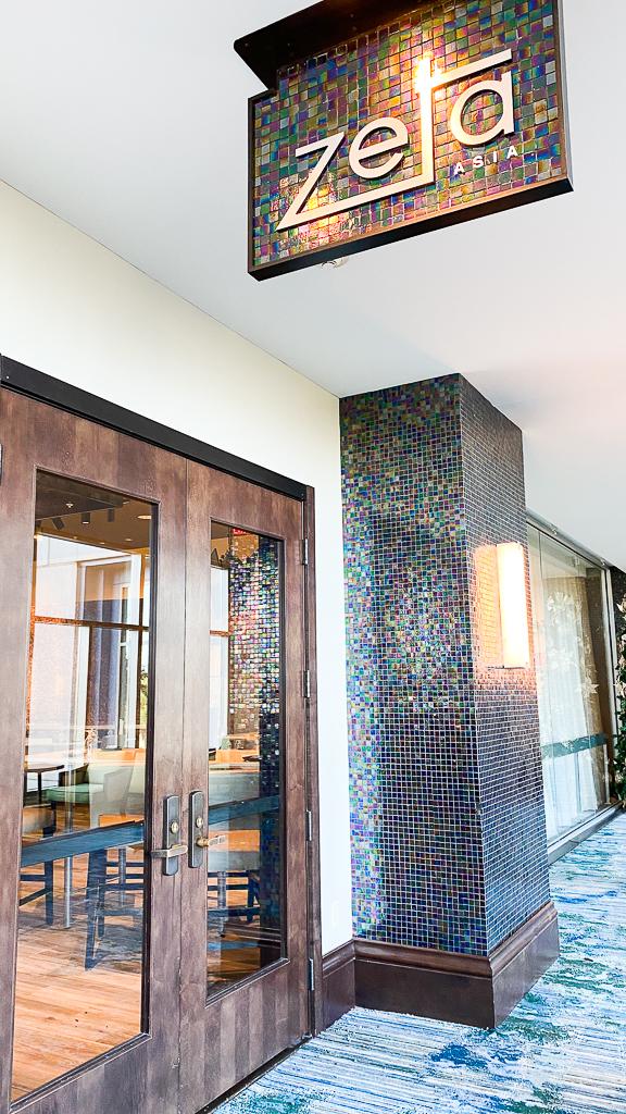 Zeta Asia Restaurant at Hilton