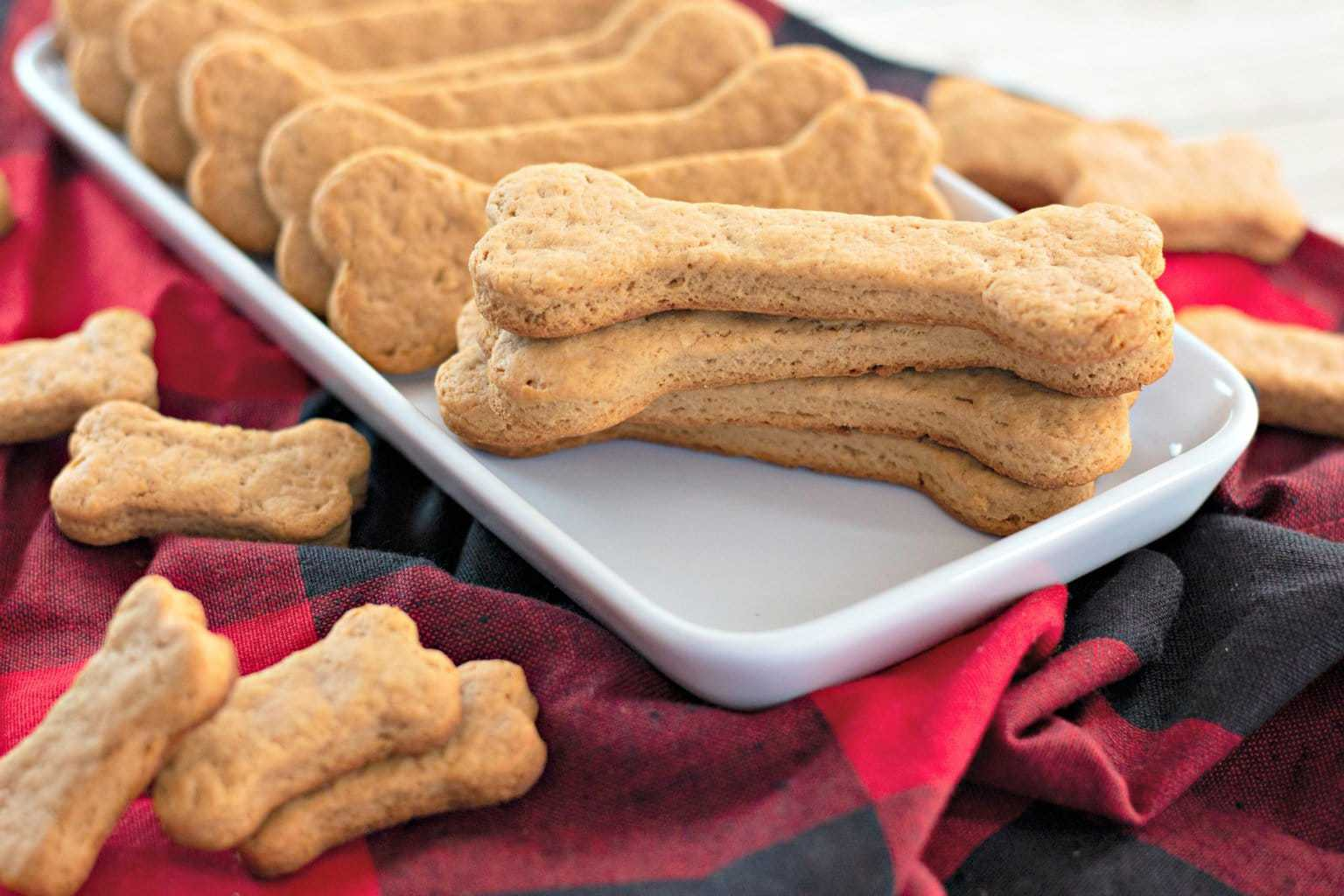 How to Make Homemade Dog Treats With
