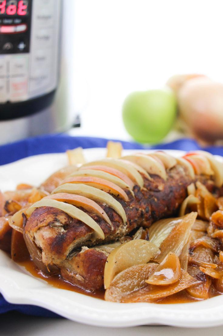 pork tenderloin in the Instant Pot