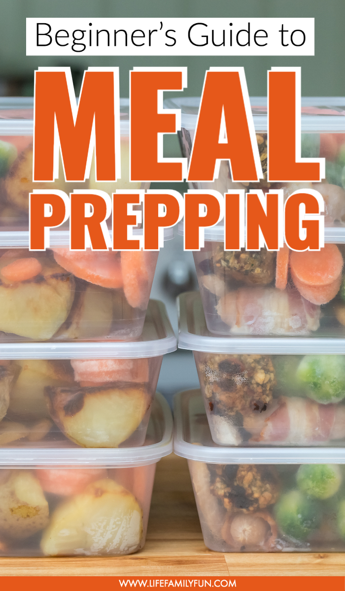 Beginners Guide to Meal prep
