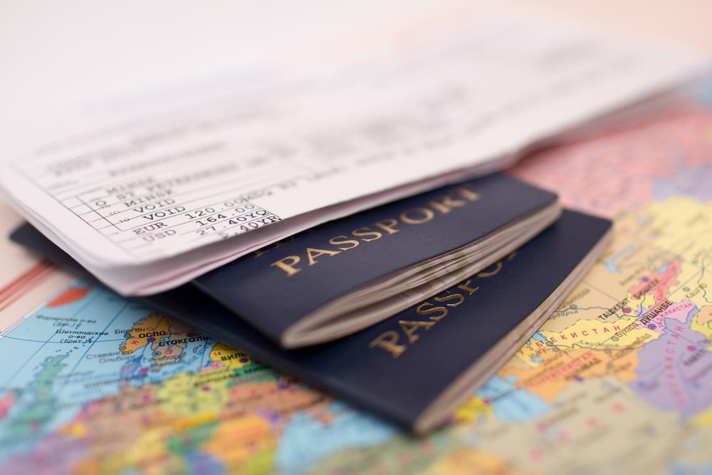 important travel documents - travel safe
