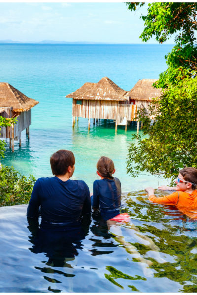 Luxury Travel Tips With Family