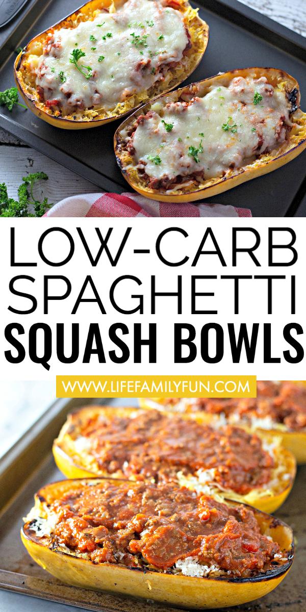baked spaghetti squash recipe
