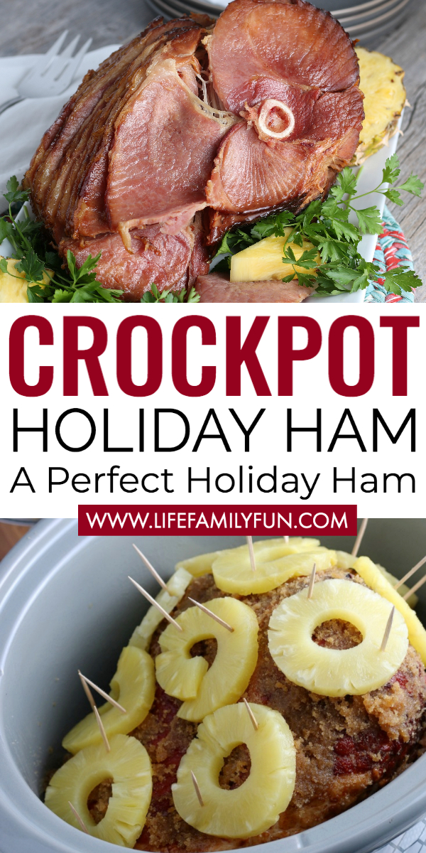 crockpot ham