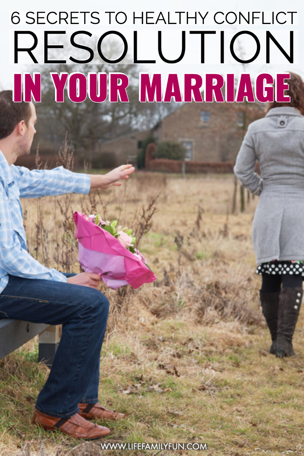 Healthy marriage conflicts