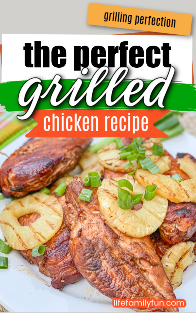 Grill Chicken Perfectly - Step by Step