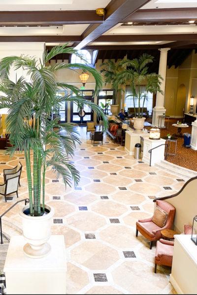 king and prince resort lobby