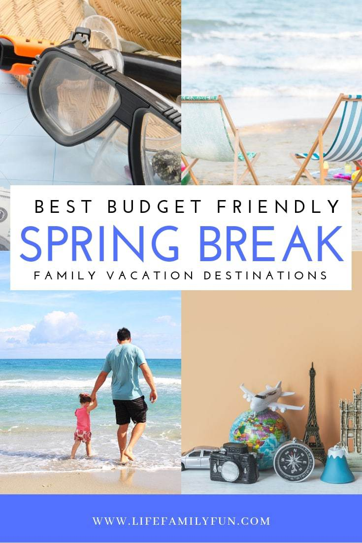 With some planning, it's possible to plan the perfect Spring Break family vacation on budget. There are plenty of options just waiting for you to explore! #SpringBreak #BudgetVacation