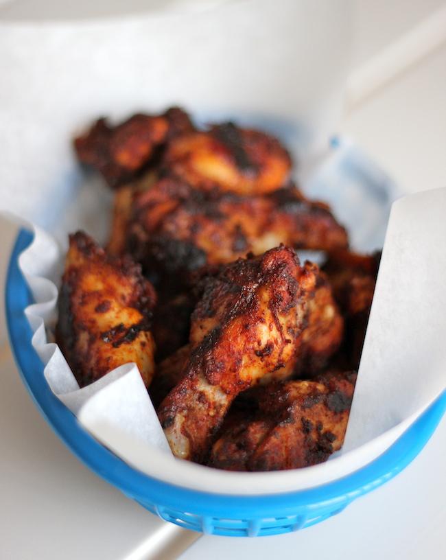 Baked Brown Sugar Chicken Wings