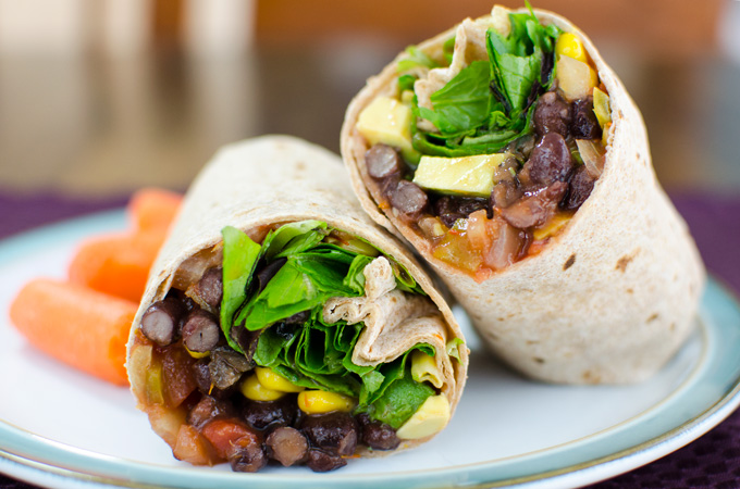 15 Quick and Easy Healthy Wrap Recipes