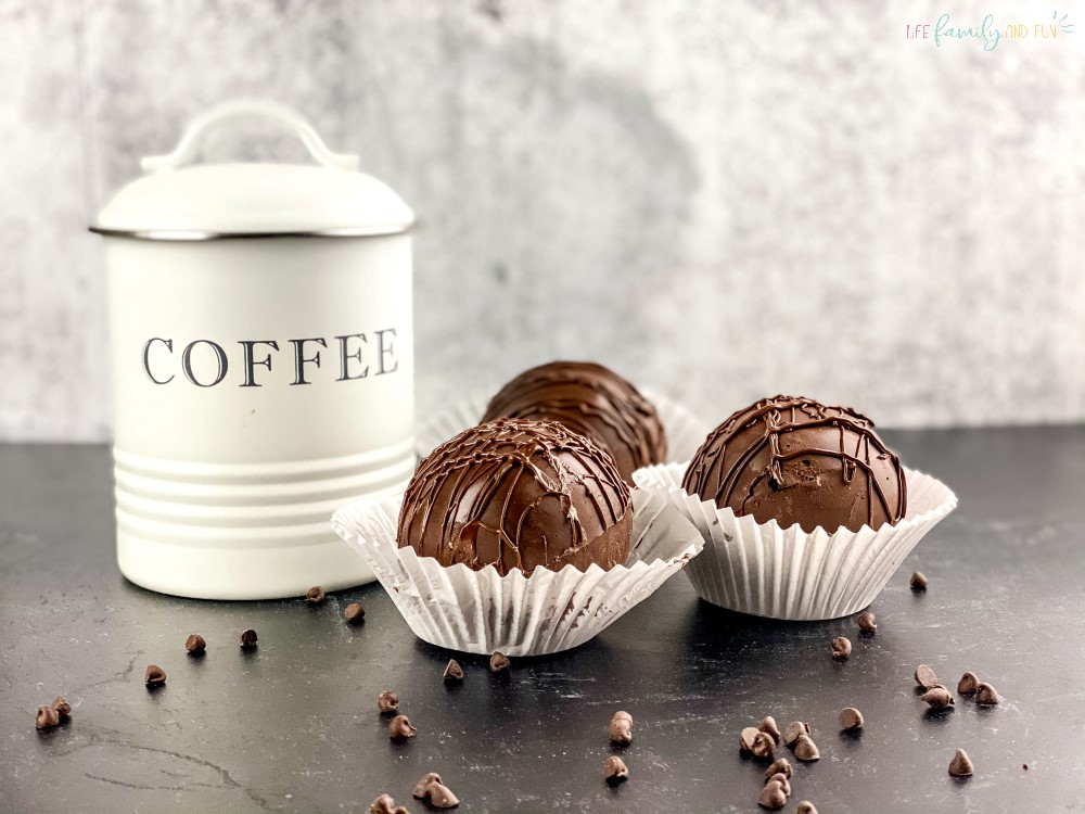 Coffee Bomb Recipe