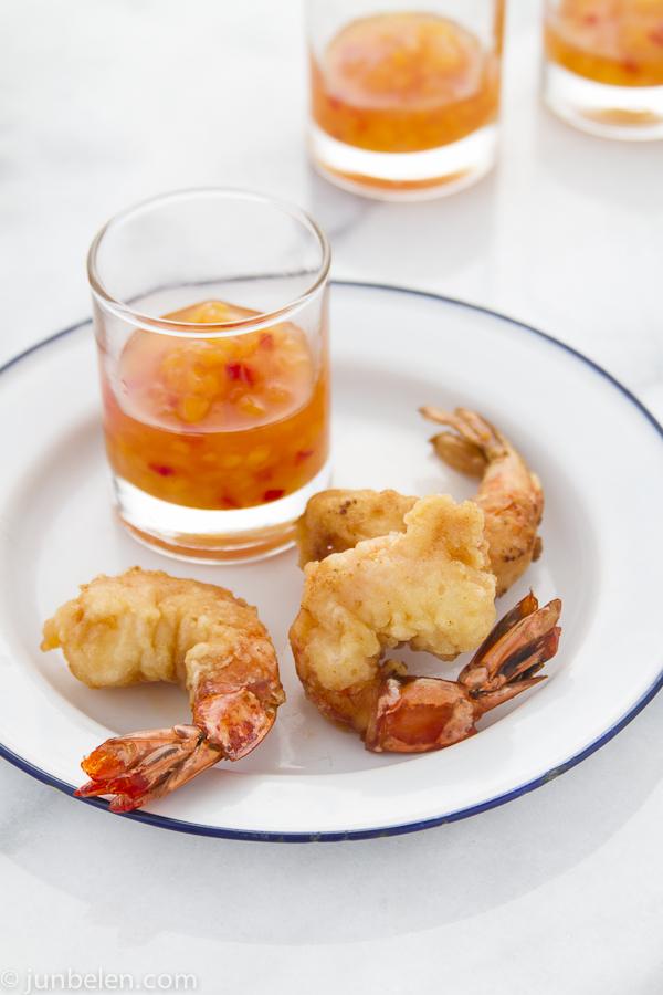 Camaron Rebozado Fried Shrimp