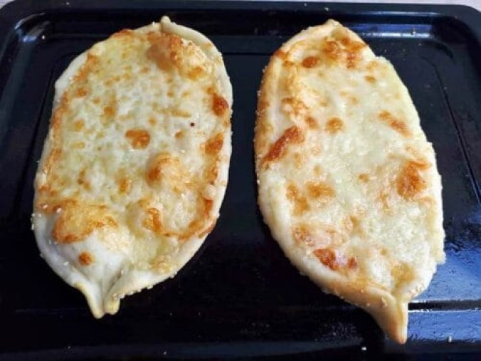Cheese Turkish Pide Recipe