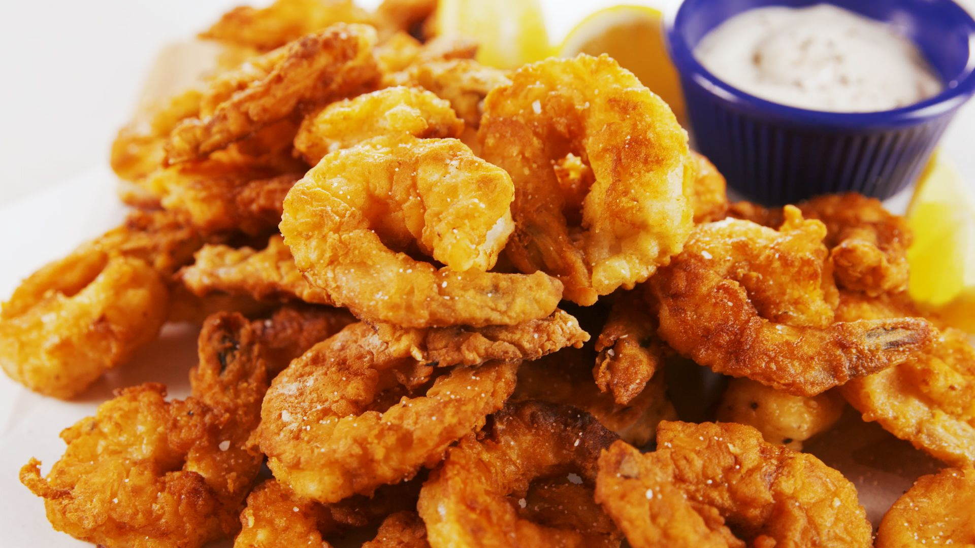 Chicken Fried Shrimp