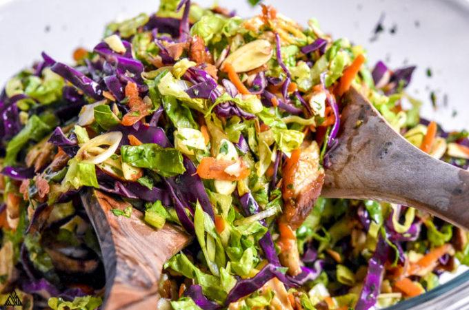 keto chicken salad Chinese Chicken Salad