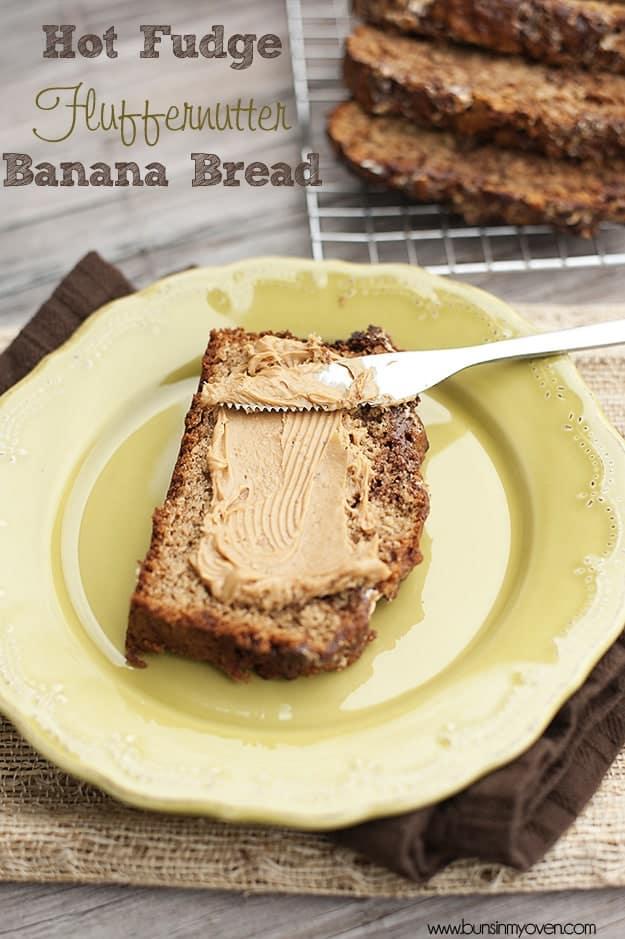 Chocolate Banana Sweet Bread