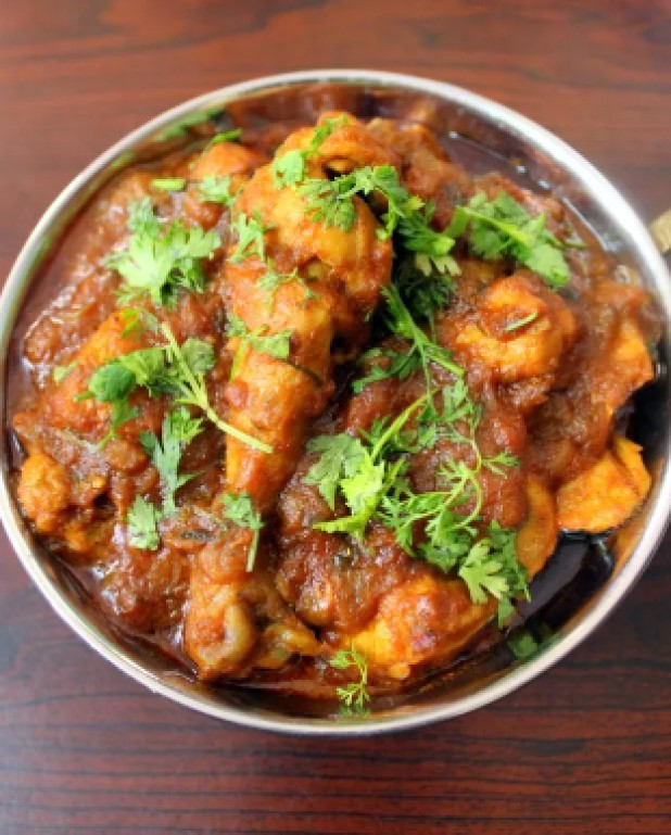 Dahaba Style Chicken Curry