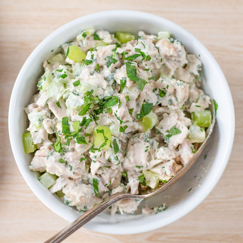 keto chicken salad Easy Keto Chicken Salad