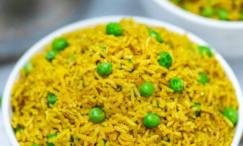 Indian Style Rice Recipes