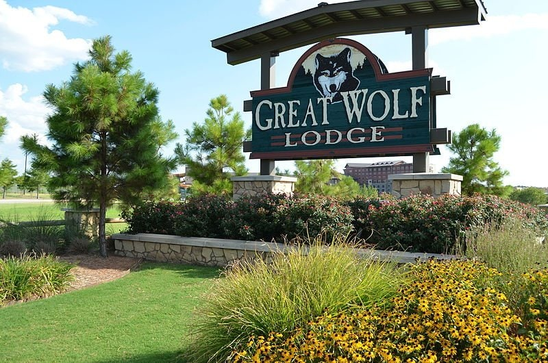 Great Wolf Lodge in Texas