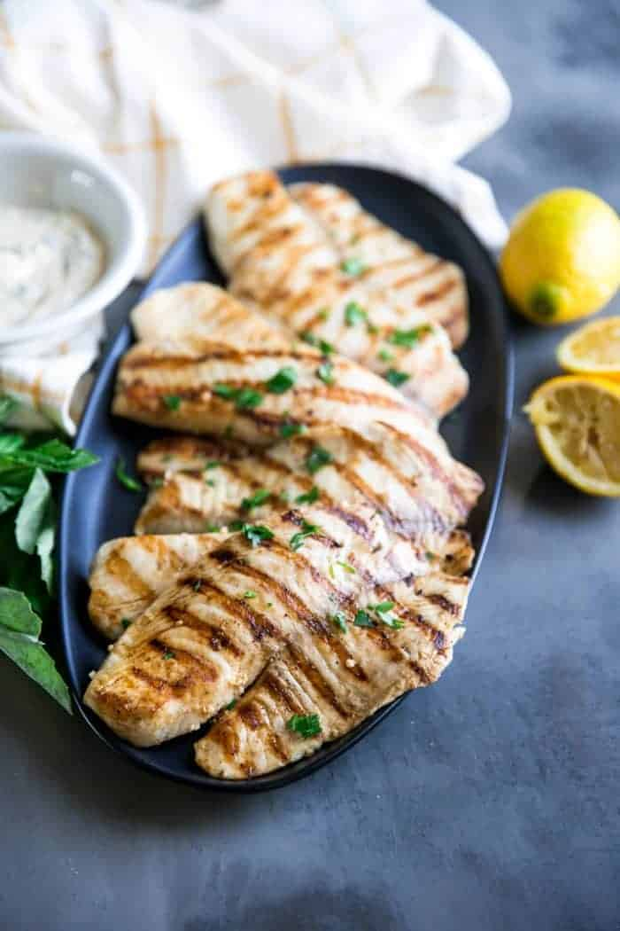 Grilled Tilapia Recipes