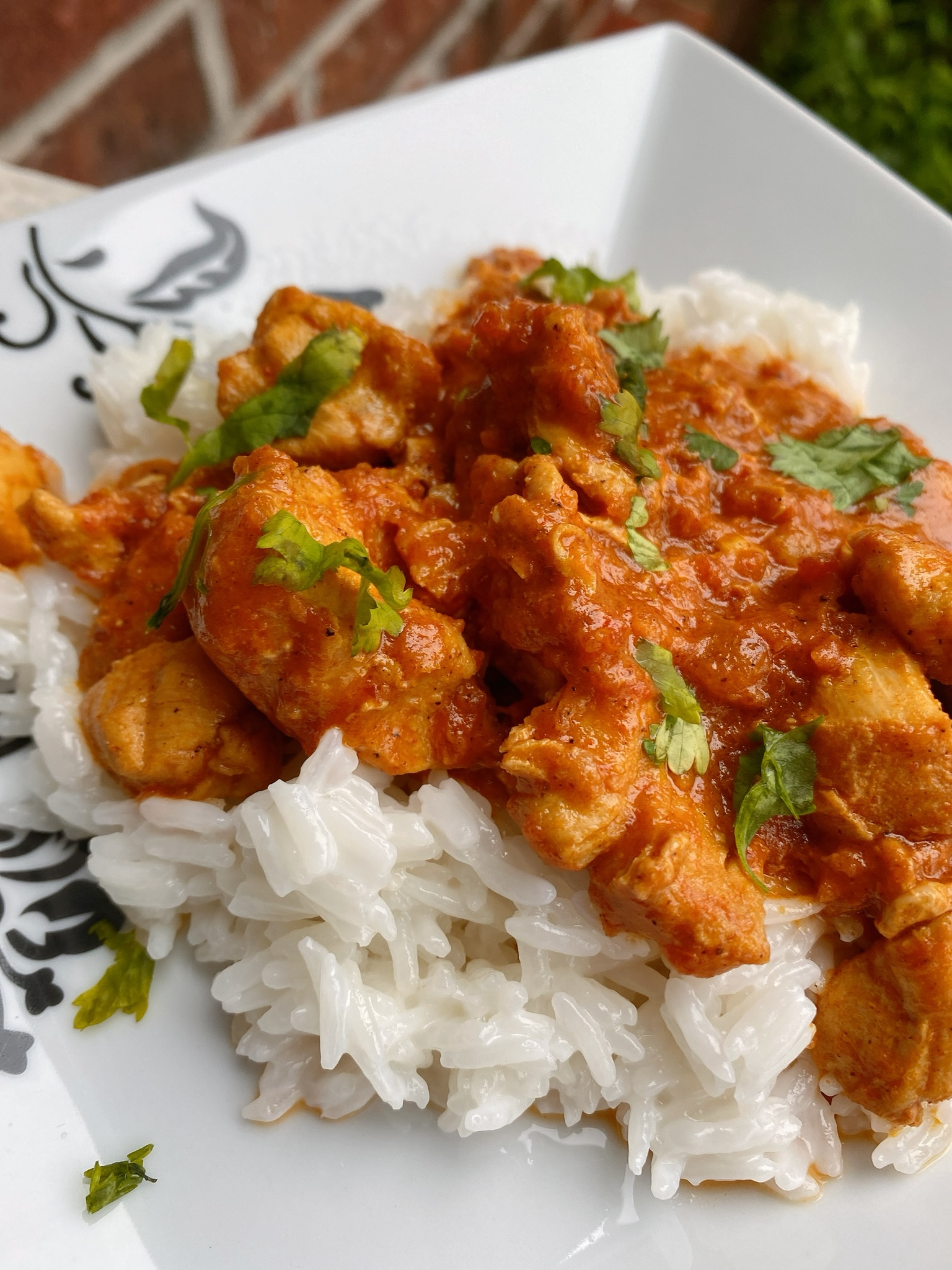 Indian Style Butter Chicken