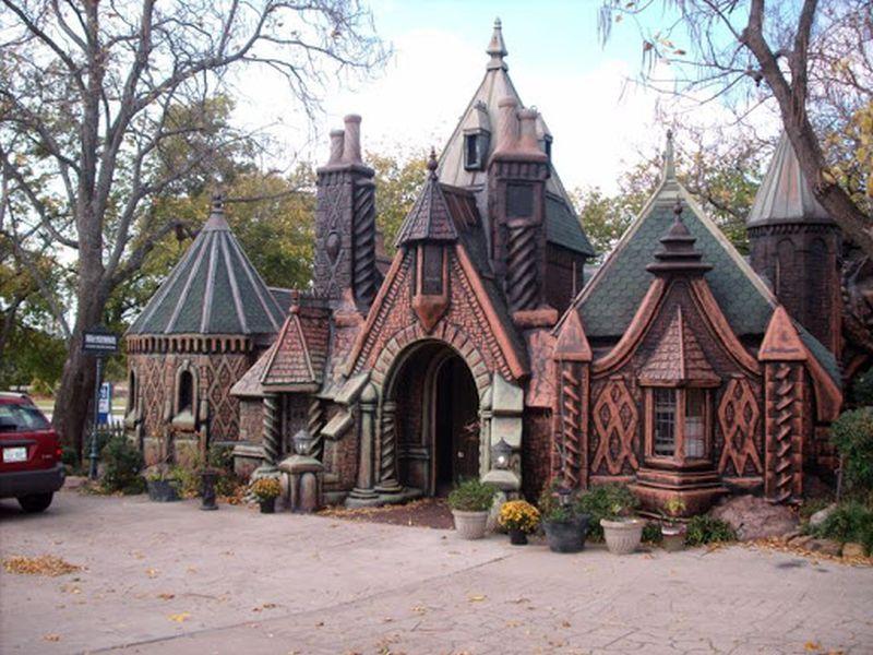 Gorgeous Castles in Texas