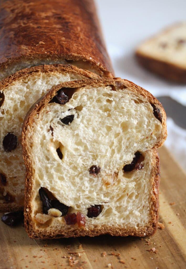 Romanian Cozonac Sweet Bread