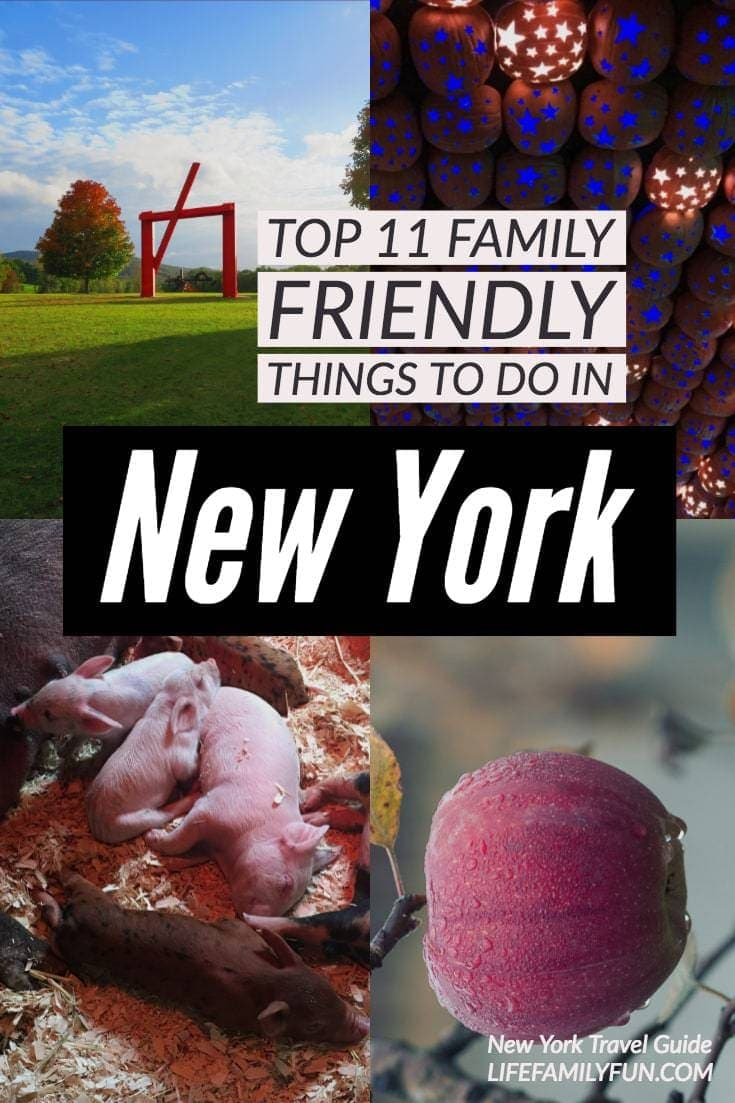 New York State has no shortage of family-friendly activities. With four distinct seasons, each month brings a new adventure. You'll never run out of places to explore. Here are some of our top picks for family-friendly activities throughout New York State. #newyork #familytravel